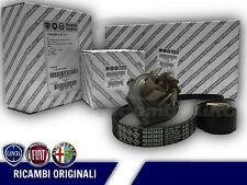 71771575 KIT DISTRIBUZIONE+POMPA ACQUA ORIGINALE FIAT BRAVO II (198) 1.4