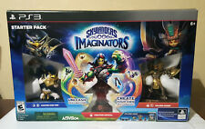 PS3 Skylanders  Imaginators Starter Pack *New and sealed* Ages 6+ Golden Queen