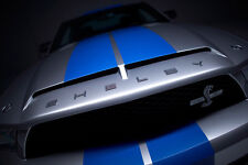 2008 FORD MUSTANG SHELBY GT500KR COBRA CAR POSTER STYLE C 24x36 HI RES