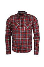 Superdry Long Sleeve Check Slim Casual Shirts & Tops for Men
