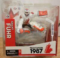 Grant Fuhr NHL Team Canada 1987 McFarlane Sportspicks 080420DBT3