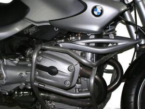 CRASH BARS HEED BMW R 1150 R (00-06) / R 850 R (02-07) – silver