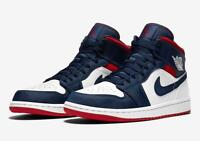 Jordan 1 Mid Men's SE Olympic 852542-104