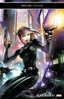 Black Widow #1 Main Cover STOCK PHOTO Marvel Comics 2019 00111