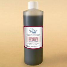 CONNOISSEURS BRANDY 450ml Spirit Essence Premo Quality Bulk Home Brew Flavouring