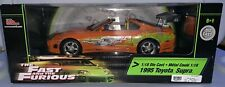 Racing Champions ERTL The Fast and Furious 1995 Toyota Supra 1:18 Die Cast NIB