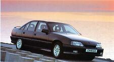 Opel-Omega - 3000-Prospekt - 09/90 - germano-NL-venta por correspondencia