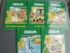 Jerom  delen 1 -40  Uitgave Adhemar 2007-2014