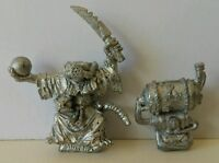 Classic SKAVEN Army Poison Wind Globadier (b) Age of Sigmar AOS GW1993 RARE OOP