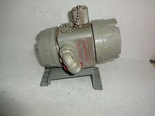 SOR 522E1-TC3-P7-C2A PRESSURE SWITCH 0-30 PSI 120VAC OUTPUT 4-20MA