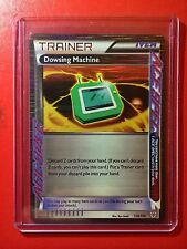 Pokemon cards - Dowsing Machine - Plasma Storm B&W Trainer Like M EX X&Y 128/135