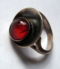 schöner Ring - Niels Erik From Nefrom Denmark - 925 Silber Tigerauge (KI)