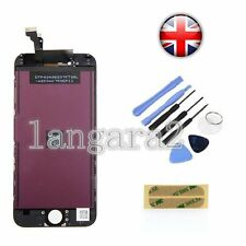 """Black For IPhone 6 4.7"""" Display Touch Lens Screen Digitizer LCD Replacement"""