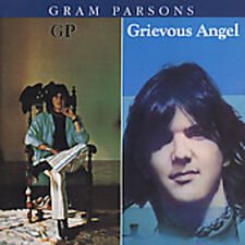Gram Parsons - Grievous Angel [New CD]