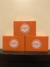 3 x Original Carrot Soap. Usa Seller
