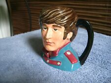 Beatles 1984 Royal Doulton Toby Mug Jug John Lennon England UK MINT $250.00