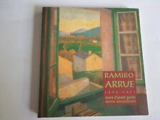 RAMIRO ARRUE RARE LIVRE 1892-1971 TERRE D'AVANT GARDE TERRE ANCESTRALE