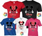 My First Trip To Disney Family VACATION 2018 Mickey & Minnie MATCHING T-Shirts