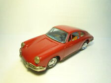 MARVELOUS  VINTAGE  BIG  TIN  PORSCHE  BANDAI  MADE  IN  JAPAN  FRICTION