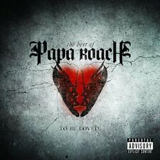 PAPA ROACH TO BE LOVED THE VERY BEST OF CD INC BONUS TRACK / GREATEST HITS / NEW