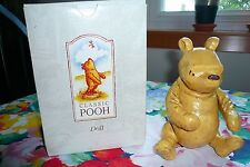 """Jointed 8"""" Winnie the Pooh by Charpente"""