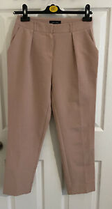 New Look Pink Trousers Women's Size 8