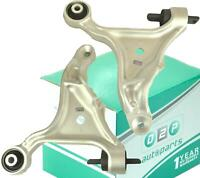 FRONT LOWER SUSPENSION WISHBONE TRACK CONTROL ARM ARMS FOR VOLVO S60 (PAIR)