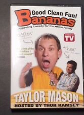 Bananas - Taylor Mason (DVD) Stand Up Comedy for the Whole Family, Gaithers Tour