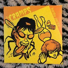 """CRAMPS Hanky Panky 7"""" Outtakes 500 MADE Gun Club Misfits Lux Interior KBD NEW"""
