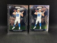 Justin Herbert 2019-2020 PRIZM EDITION CHASE PACK!! (READ)