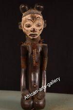 300 Antique Figurine de Punu Gabon Afrique