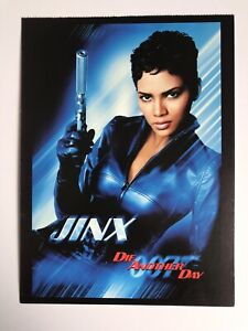 James Bond 007 Collectable Movie Advertising Postcard - Die Another Day Jinx