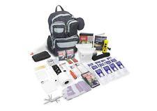 2 Person Survival Disaster Emergency Starter Kit Bug Out Bag Supplies Backpack