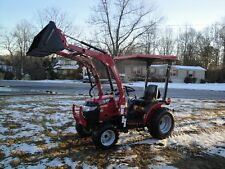 2016 Mahindra 26Xl 4 X 4 Loader Tractor Only 7 Hours