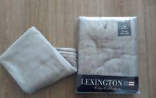 ' Neu ' Lexington Bettwäsche Set 80 x 80 und 135 x 200 City Collection Flannel