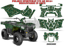 AMR Racing DECORO GRAPHIC KIT ATV POLARIS SPORTSMAN modelli DIGI CAMO B