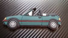 Peugeot 205 Cti fridge magnets , 8 Colours To Choose From