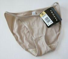 1 NWT Natori VINTAGE 2000 Silky Stretch String Bikini Panties SMALL