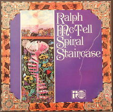 RALPH McTELL - SPIRAL STAIRCASE ORIG AUS PRESS M7 LABEL IN EX+/NM COND 1969