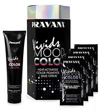 Pravana Vivids Mood Heat Activated Hair Color Kit - Includes All Colors - New!