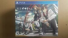 Brand New Tokyo Xanadu EX+ Limited Collector's Edition (Sony PS4, 2017)