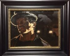 "Original Ölgemälde ""Rocky - Sylvester Stallone"" -  Maik Dänhardt 2016 #Rocky 1"