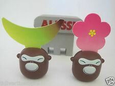 ALESSI -set 2 segnaposto ASG106SET2  BANANA FAMILY