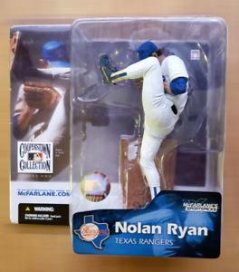 McFarlane MLB Nolan Ryan Cooperstown Collection Series 1 MIB Texas Rangers