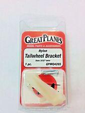Great Planes Nylon Tailwheel Bracket GPMQ4265