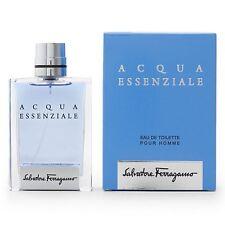 Acqua Essenziale By Salvatore Ferragamo Edt Spray For Men 1.0 Oz New and Sealed