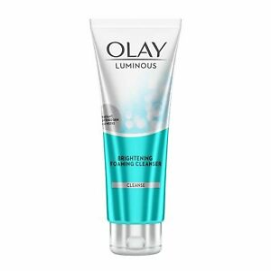 Olay Luminous Brightening Foaming Cleanser Face Wash For All Skin Types 100g