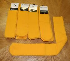 AUGUSTA SPORTSWEAR GAME SOCK ADULT SIZE 10-13 ATHLETIC KNEE HIGH TUBE SOCK 5 Lot