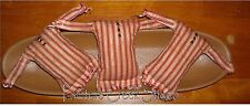 Prim SANTA'S NIGHTSHIRT Ornie Bowlie Primitive Grungy Ornies-3 mini shirt ornies