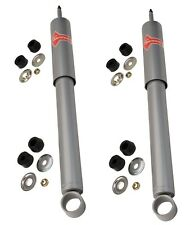 NEW Pair Set of 2 Front KYB Gas-a-Just Shock Absorbers For Isuzu NPR 1986-1995